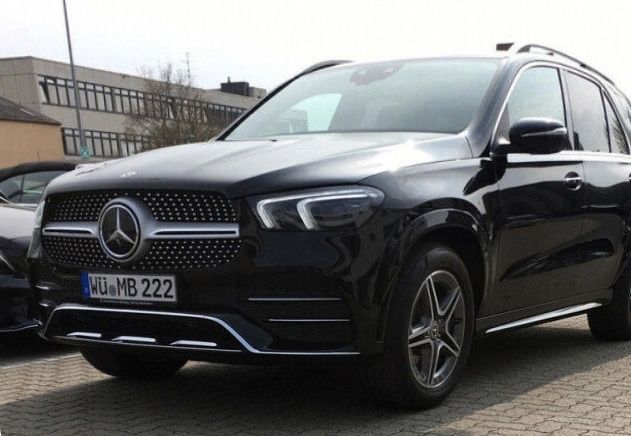 Mercedes GLE450 4matic AMG