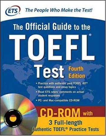 Official Guide to the TOEFL Test Fourth Edition