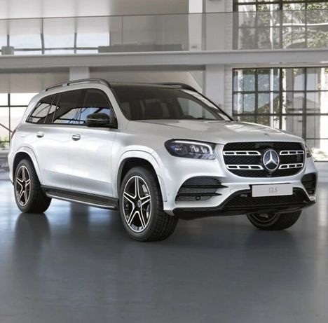 Новинка! Mercedes MB GLS (X167), 2020