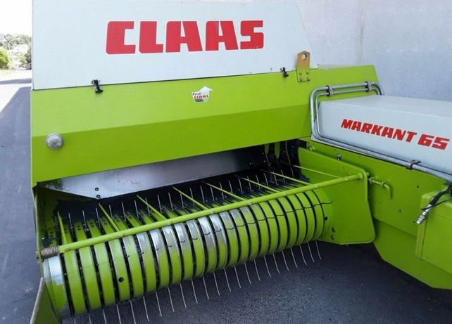 Claas markant 65 класс Padborshik Press