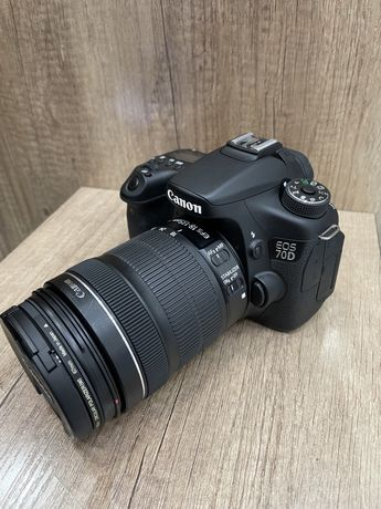 Canon 70D 18-135mm STM wi fi
