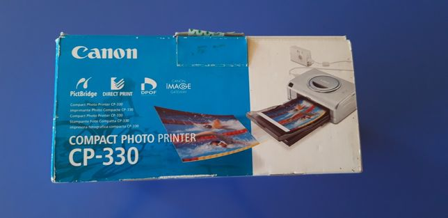 Продаётся compact photo printer и фотоаппарат canon power shot a 70