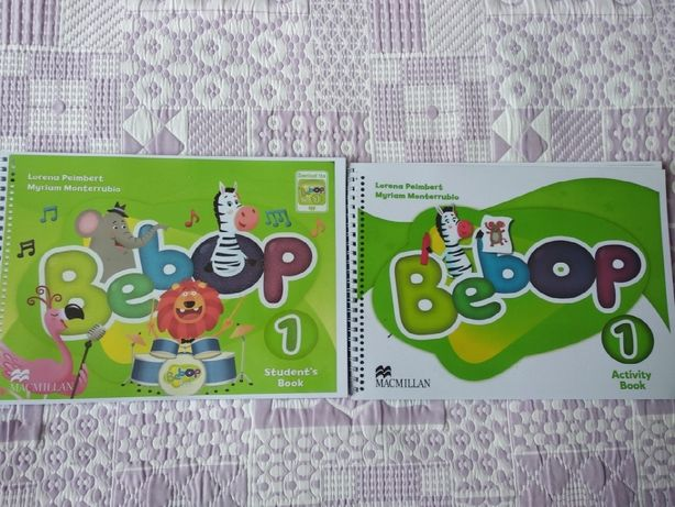 Beebop 1 (Student's book + Acrivity book) - Macmillan