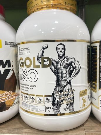 gold iso whey.    .