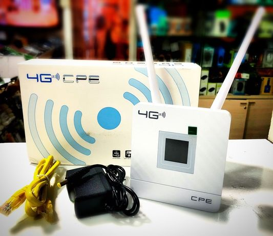 Original CPE 4G (LTE) Wifi  Router