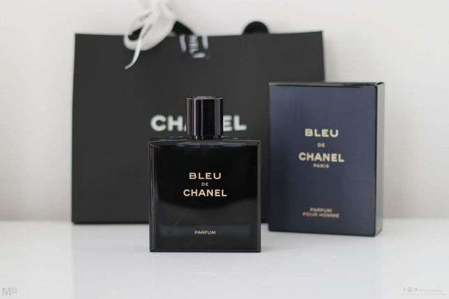 CHanel  blue parfyum  100 ml 100% original
