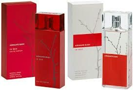 Духи Armand Basi In Red Eau De Parfum (Арманд Баси Ин Рэд супер цена