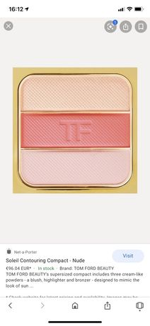 Палетка Tom Ford Contouring Compact