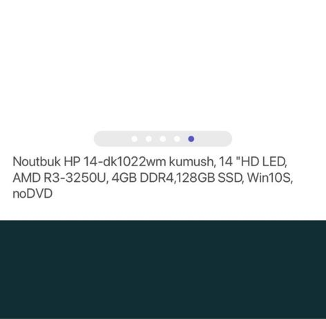 Notebook HP 14 LED