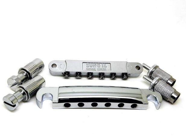 Мост для Леспола Tune-O-Matic Bridge and Tailpiece Kit