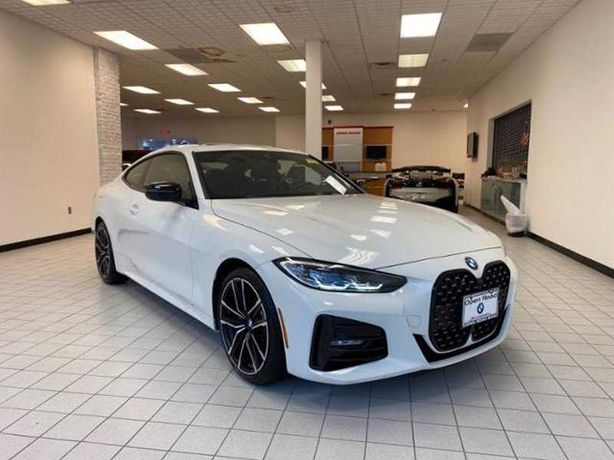 2021 BMW 430i xDrive Coupe w/ M Sport Package из США