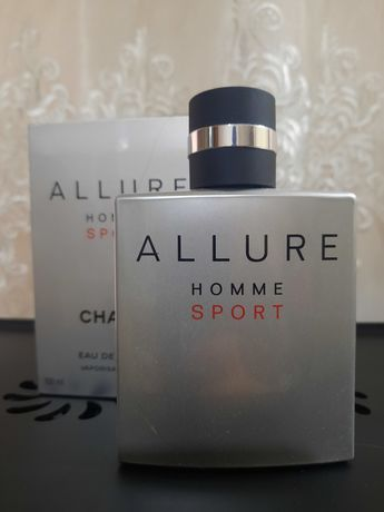 Chanel Allure homme sport 100ml ORIGINAL Made in France