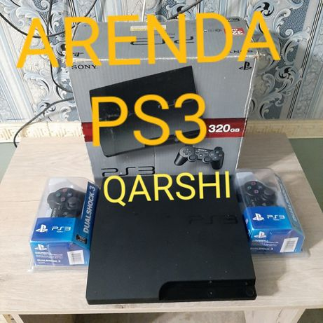 ps3 ARENDA 4 ta pult original (playstation) АРЕНДА