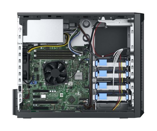 """Продам Сервер DELL EMC PowerEdge T140 Tower, Up to 4x 3.5"""" cable HDDs"""