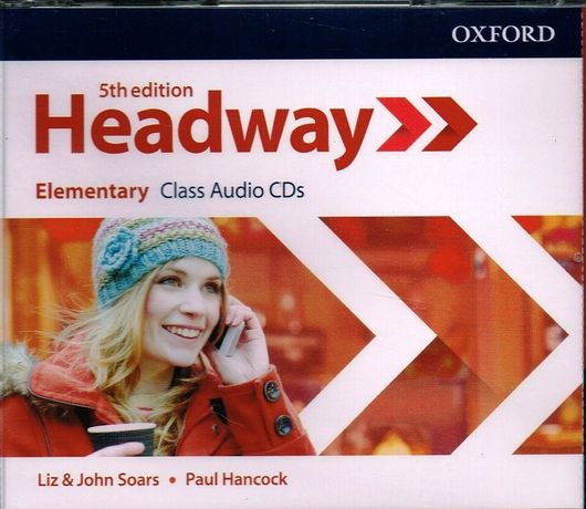 Продам New Headway 5th Edition Elementary Student's Book