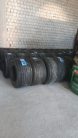 Автошина 385/55R22.5 PR20 LONG MARCH. Для Фуры. МЕГА.