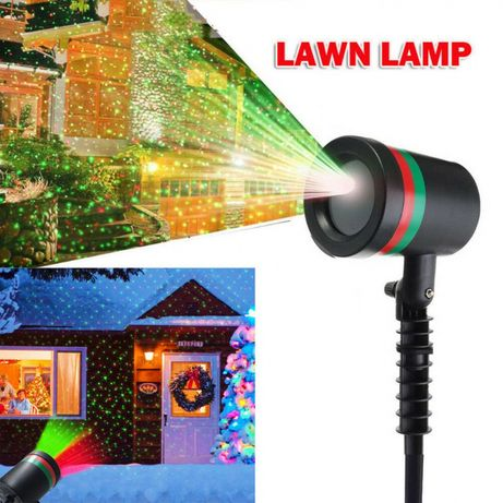 Light LED Moving Outdoor Landscape Stage RGB Lamp