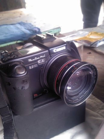Цифровый Фотоаппарат CANON-PC_1057. Б/у.Made In JAPAN.100%