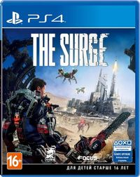 Surge для PS4 от Focus Home Interactive