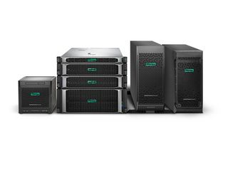 Сервер HPE ProLiant DL180/DL350/DL360/DL380 и т.д.