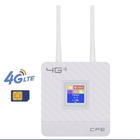 4G router wifi CPE  Uzmobile,Ums,Humans,Beeline,Ucell.