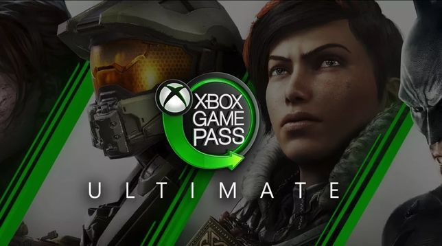Xbox Game Pass Ultimate для Xbox One ,Series