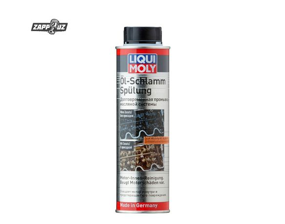 LIQUI MOLY Oil-Schlamm-Spulung — Промывка от масляного шлама 0.3 л.