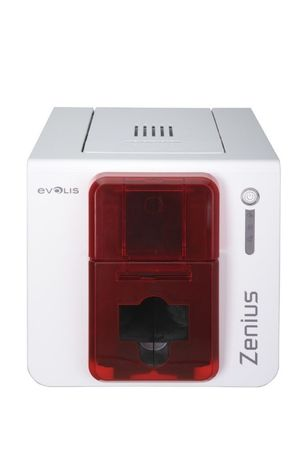 Evolis zenius id car printer