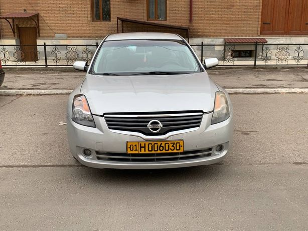 Продается Nissan Altima 2.5 turbo S