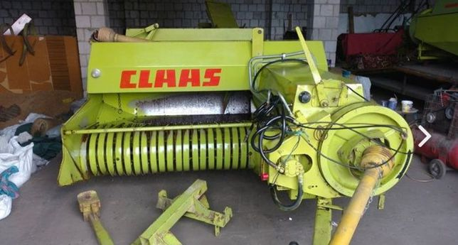 Claas markant 50 Press Padborshik