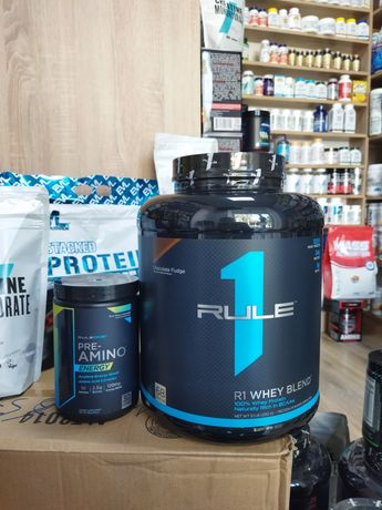 Whey protein Rul1 2,3 кг