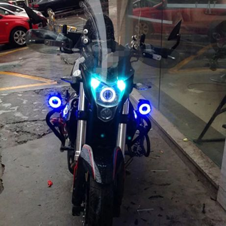 Angel Moto led tumanka 200m ga tashidi