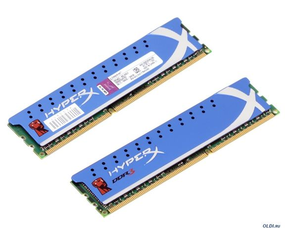 Kingston HyperX DDR3 8Гб