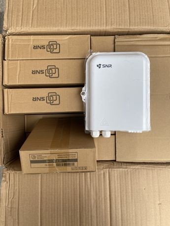 Gpon internet Optik tola uchun 1/8 Box 1/8 Splitter. Uztelekom
