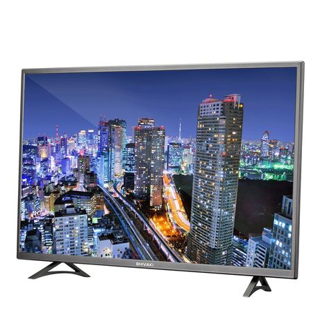 "В КРЕДИТ! Телевизор Shivaki 43"" SF90G LED TV (Японская технология)"