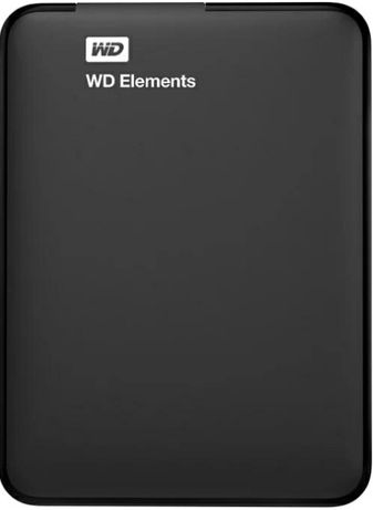 Жесткий диск Western Digital WD Elements 1 ТБ