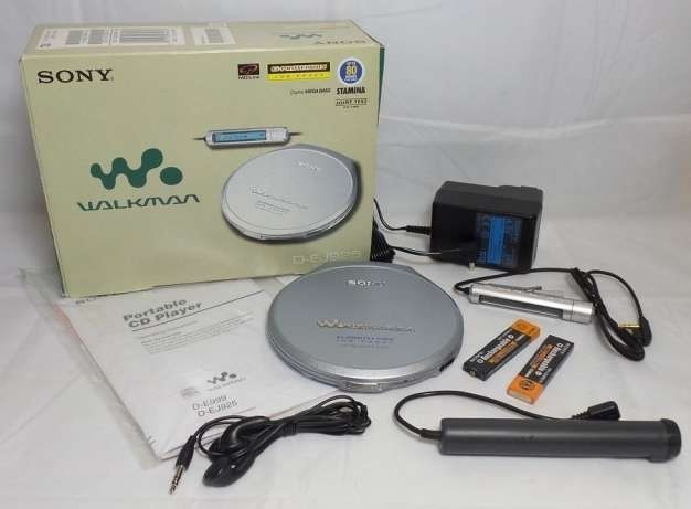 «Sony D—EJ925» Walkman Portable CD Player