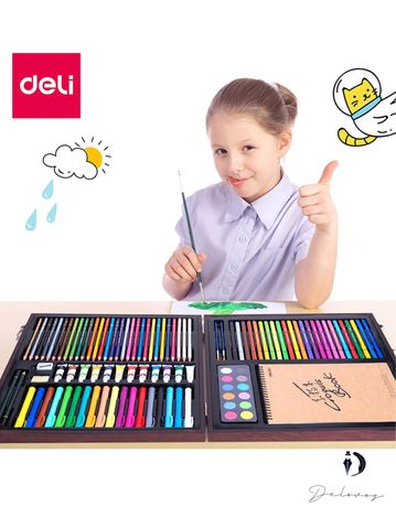 Nabor 130 coloring set