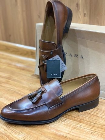 Zara Spain Loafers
