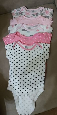 Carter's 5 peace body set 6 -9 months