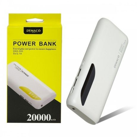 АКЦИЯ.Power bank 20 000mAh.