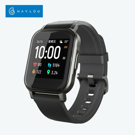 Умные часы Haylou LS02, Smart Watch, Доставка есть