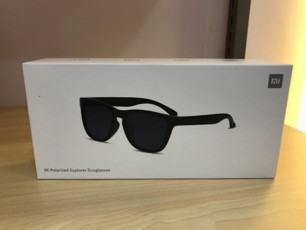 Солнцезащитные очки Xiaomi Mi Polarized Explorer Sunglasses Gray