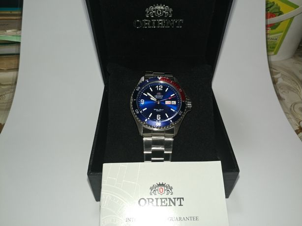 ORIENT Мако 2.Made in Japan.