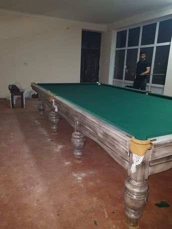 Billiardni  stol ruski