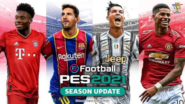 PES 2021 (Playstation 3 uchun)