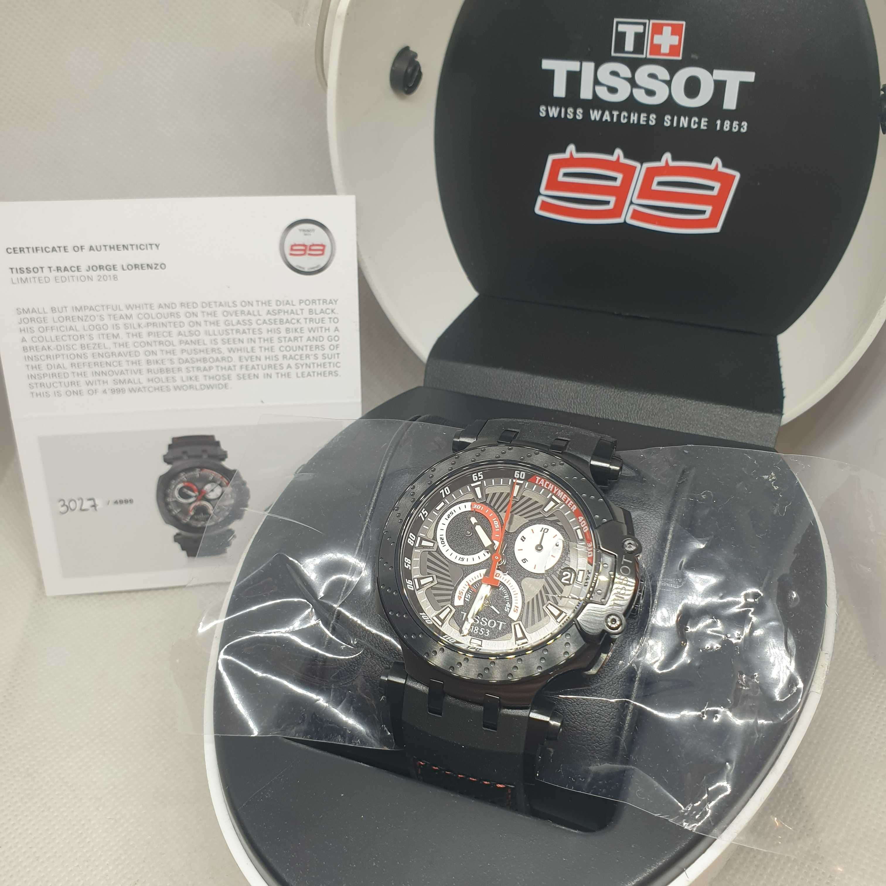 Tissot T Race Limited Edition
