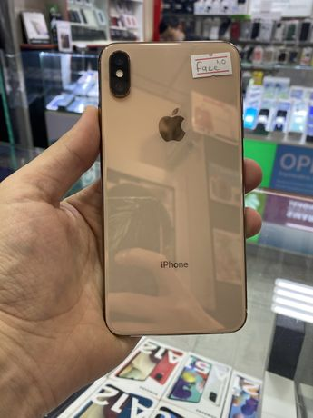 iPhone XS max Gold 64GB Imei otgan