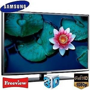 """SAMSUNG 46"""" EH6030, 3D LED Tv, USB, HDMI, tuner Made in Malaysia"""