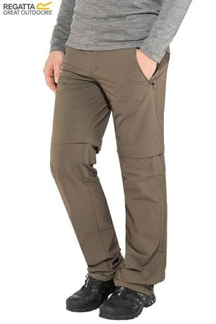Regatta (Англия) Xert Stretch II Zip-Off Pants Long - Штаны-шорты!